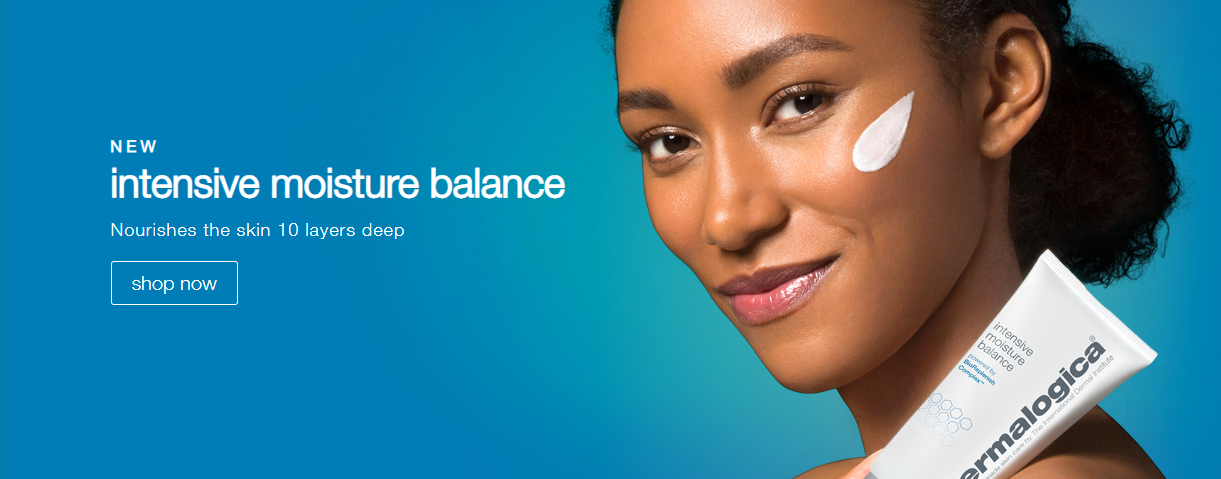 NEW! intensive moisture balance - ultra-nourishing moisturizer