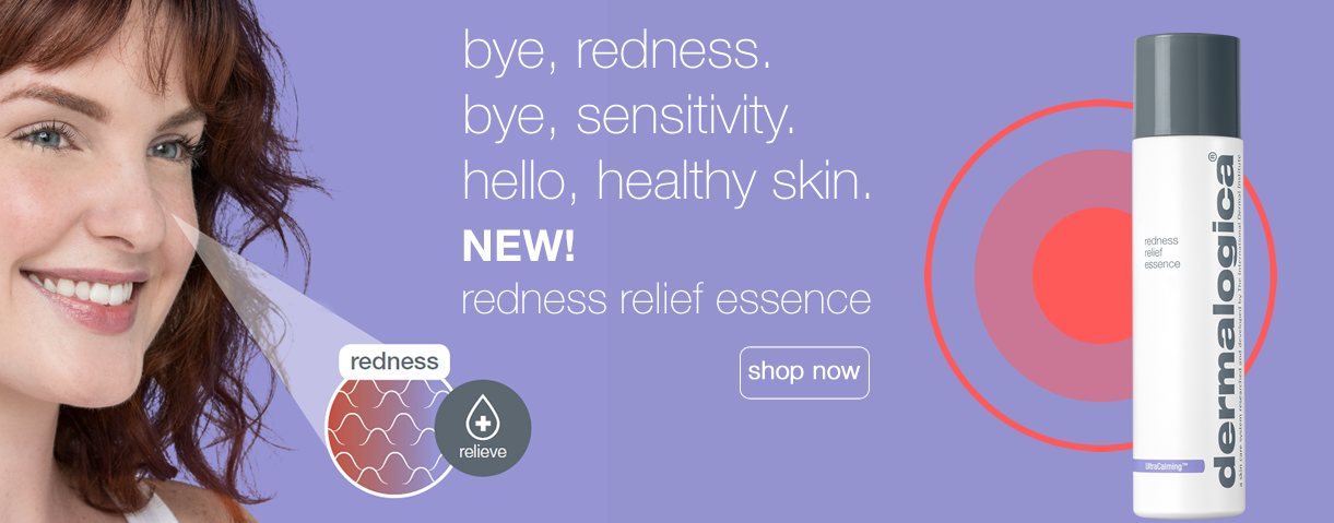NEW! redness relief essence